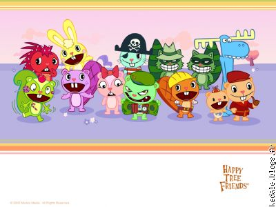 happy tree friends atomfilms: